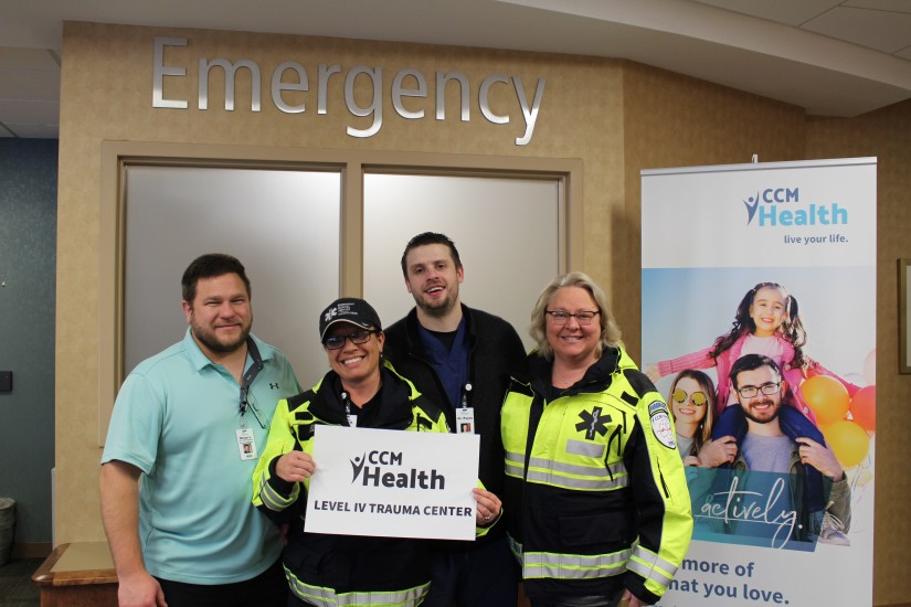 CCM Health Level IV Trauma Team