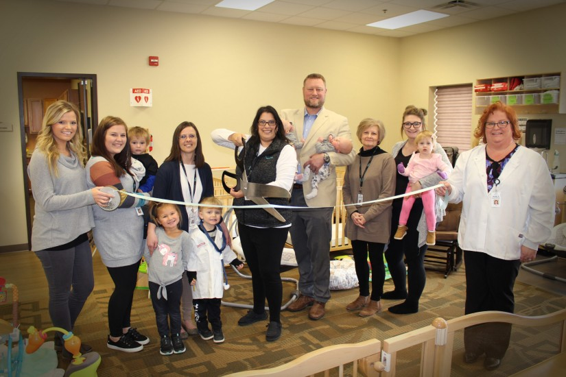 CCM Health - Day Care Ribbon Cutting