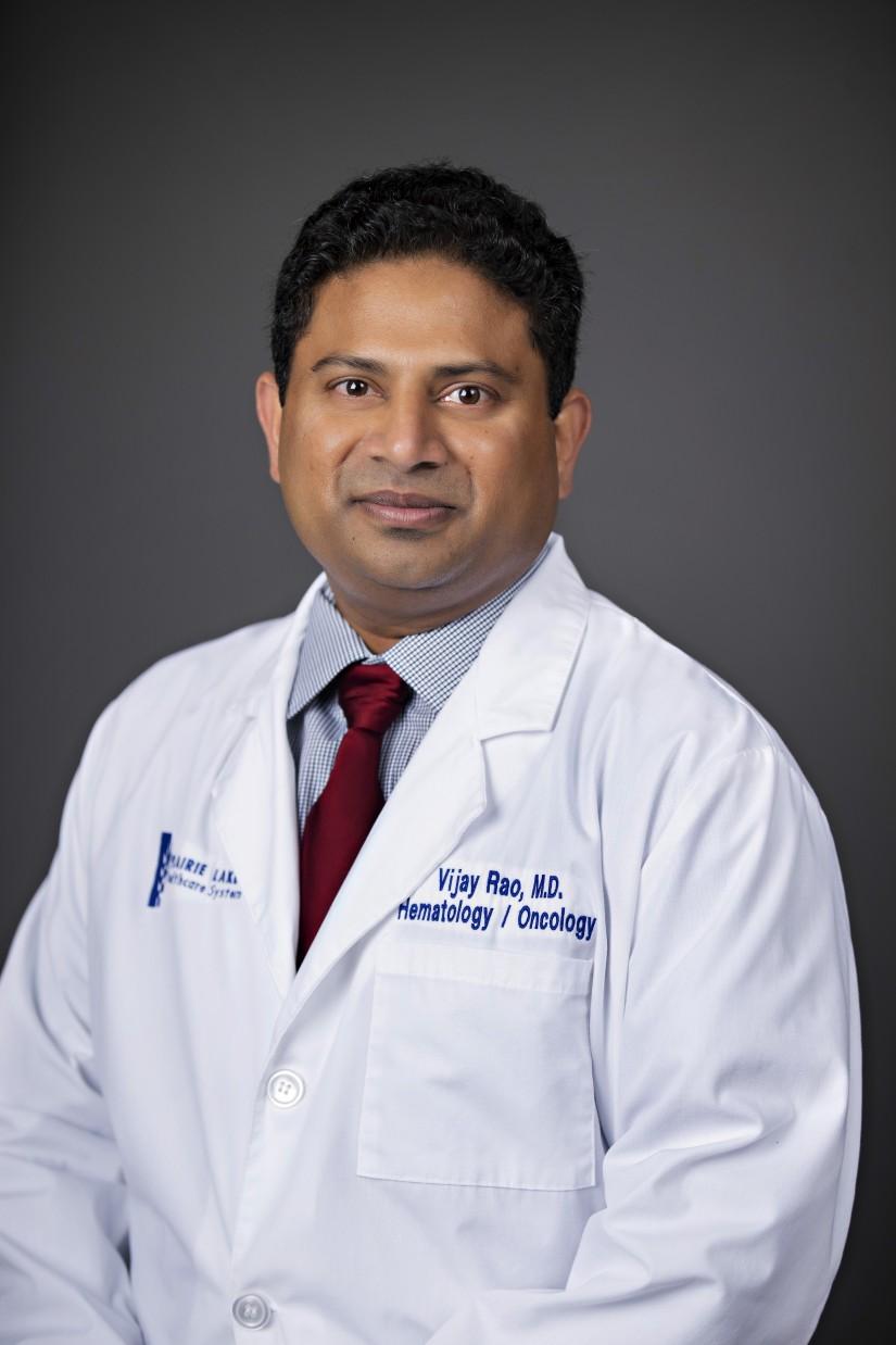 CCM Health Staff - Dr. Vijay Rao, MD